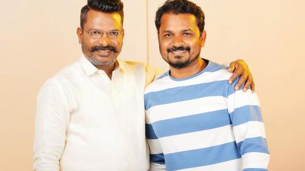 Giving Thirumavalavan a 'stylish' makeover