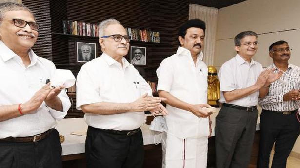 CM commissions new facilities of Sankara Nethralaya