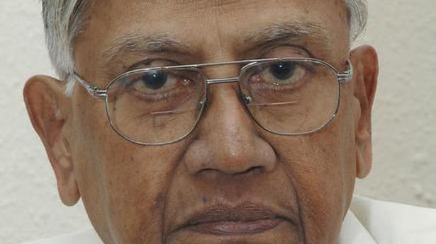 K. Narayanan, The Hindu's long-standing News Editor, no more