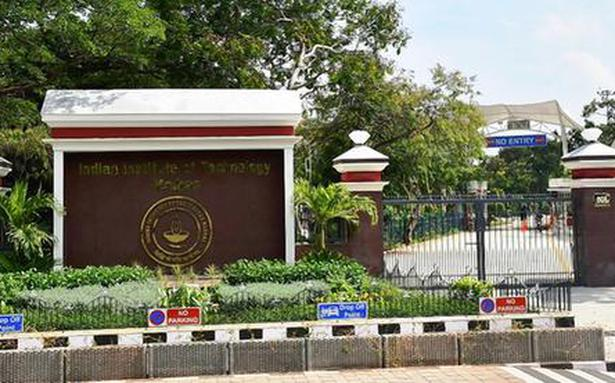 IIT-Madras research centre to launch industry consortium