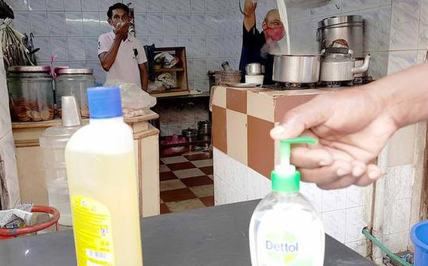 Tea shops allowed in 27 districts