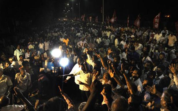 Transport strike called off in TN
