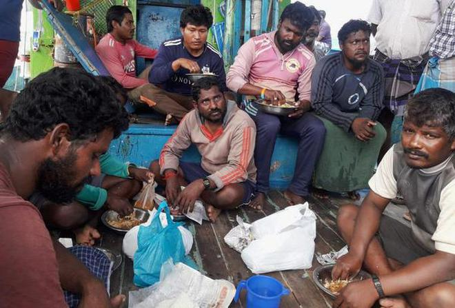 Image result for Fishermen launch their own search operations in the Maldives,