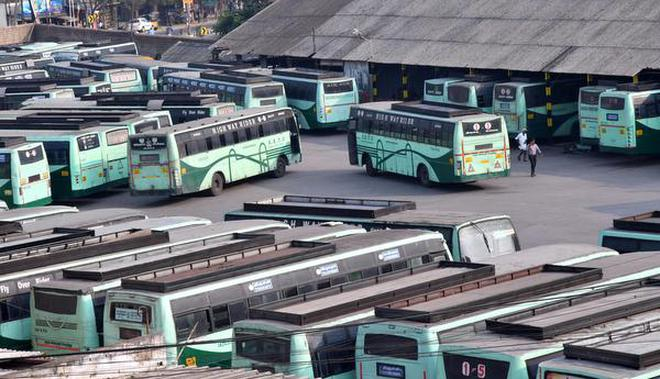 After 10 days of striking work, TNSTC workers will be resuming duty from Friday morning