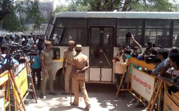 Daswant sentenced to death for rape, murder of 7-year-old girl in Chennai