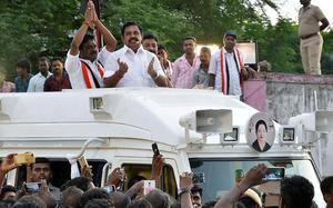 CM accuses DMK of causing agony to Jaya