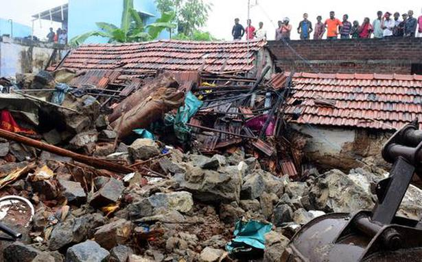 Man arrested in connection with Mettupalayam wall collapse
