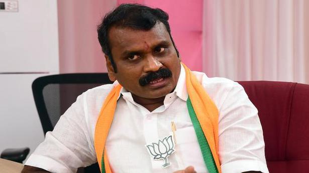 DMK double-faced on Tasmac, says BJP