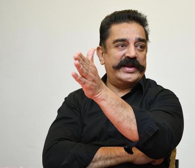 Kamal Hassan.