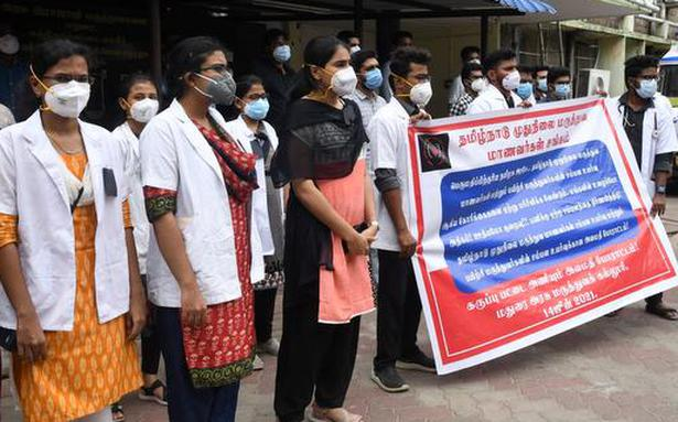 Medical students in T.N. demand hike in stipend