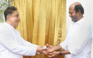 Candidate for Chief Minister will be decided during elections, says Rajinikanth