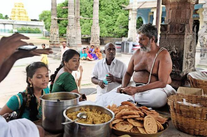 Govt run temples in TN to get certification from Food Safety %Standards Authority of India