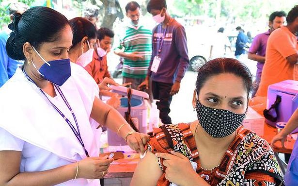 Stalin urges PM for 50 lakh more COVID-19 vaccine doses