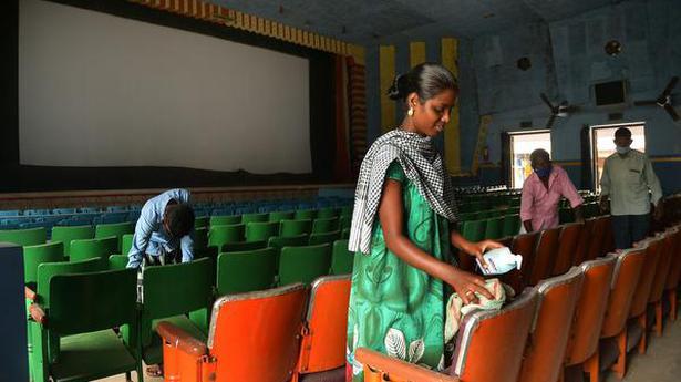 Coronavirus | Cinemas in Tamil Nadu to operate with full occupancy from November 1