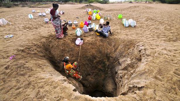 india faces worst water crisis  niti aayog