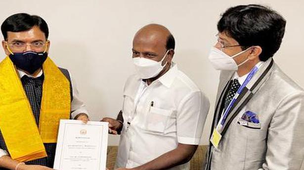 T.N. seeks ₹950 crore for 19 new headquarters hospitals