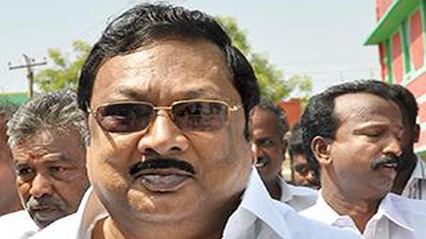 HC quashes case against ex-Union Minister Alagiri