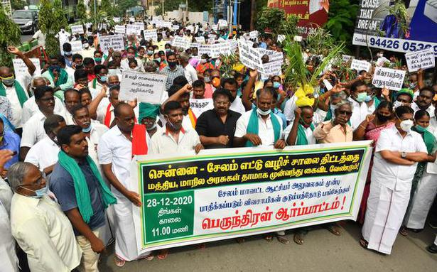TN Government withdraws 5,570 cases against protestors of controversial projects, CAA