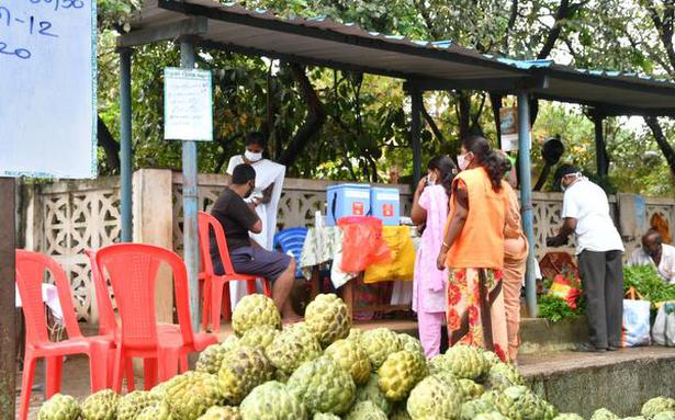 Tamil Nadu exceeds target by over 9.85 lakh COVID-19 vaccine doses at mega camp