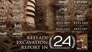 Keeladi reports in 24 Indian, global languages