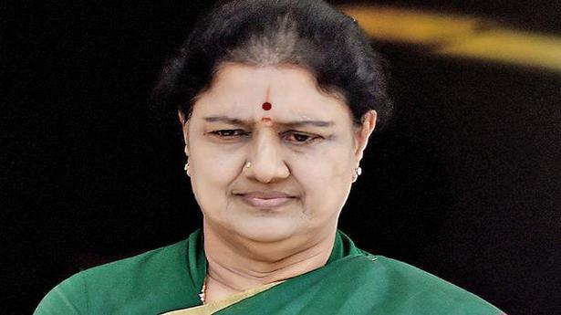 Expelled AIADMK leader Sasikala is stable, says Bengaluru hospital