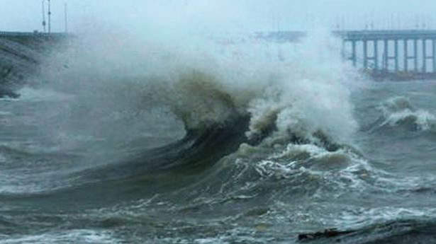 Cyclone Burevi weakens into a deep depression