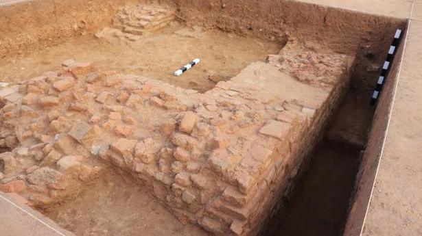 TN State Archaeology makes encouraging finds near Gangaikondacholapuram
