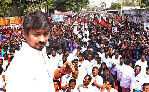 Strong online presence no guarantee for electoral success: Udhayanidhi