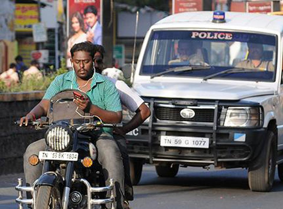 PIL wants imposition of heavy fine on those who violate traffic rules.