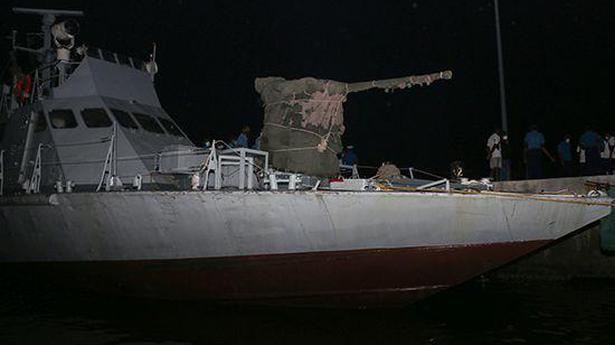 TN fisherman falls into sea, goes missing, after Lankan Navy intercepts boat