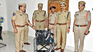 Karimnagar police stations turn disabled-friendly