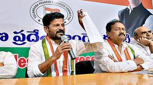 Congress plans to lay siege to Pragati Bhavan on Oct. 21