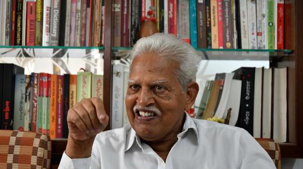 Varavara Rao's family seeks immediate medical treatment for poet