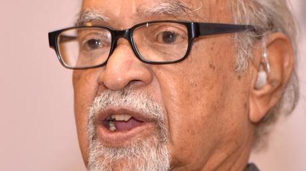 Veteran communist leader Burgula Narsing Rao no more