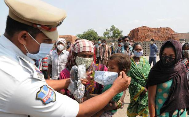 Coronavirus live updates | Highest-ever spike of 63,294 cases in Maharashtra