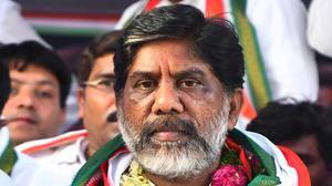 Kaleswaram project redesigned to serve KCR's interests, says CLP leader Bhatti Vikramarka