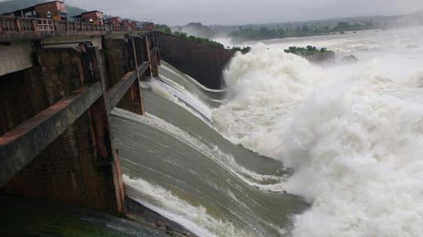Heavy inflows into Telangana's Kadem dam