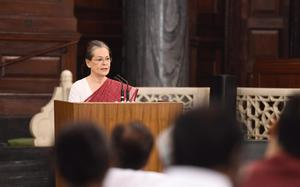 Politics live: Ahead of Parliament session, Govt reaches out to Sonia Gandhi