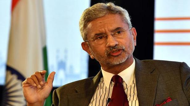Jaishankar invites diaspora to be part of India's efforts to build stronger capabilities