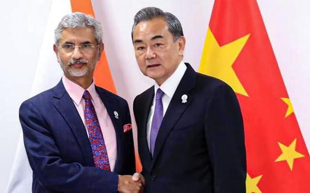 Disengagement, de-escalation key for progress in ties, India tells China