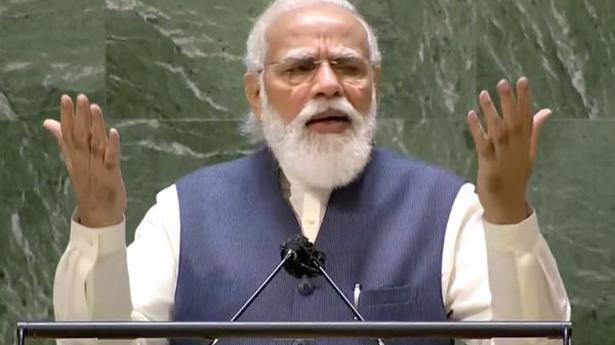 PM Modi spoke like statesman, made country proud: J.P. Nadda