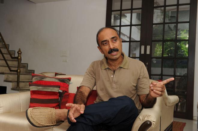 Sacked IPS officer Sanjiv Bhatt gets life term in 1990 custodial