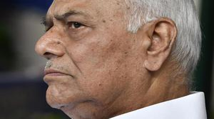 Yashwant Sinha pans sovereign bonds idea