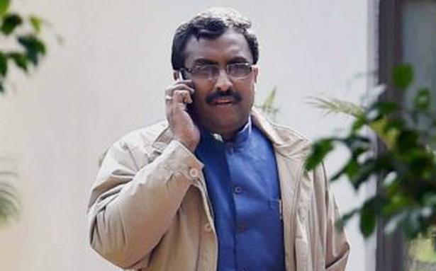Neutralise killers of Wasim Bari: Ram Madhav