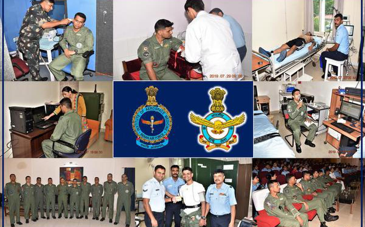 IAF completes first level of selecting astronauts for