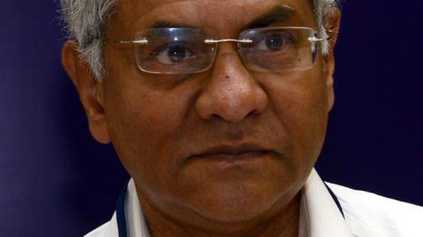 Keshav Desiraju, former Union Health Secretary, passes away