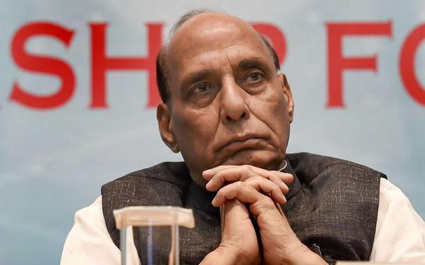 Rajnath Singh condoles deaths of Army personnel, porters in Siachen