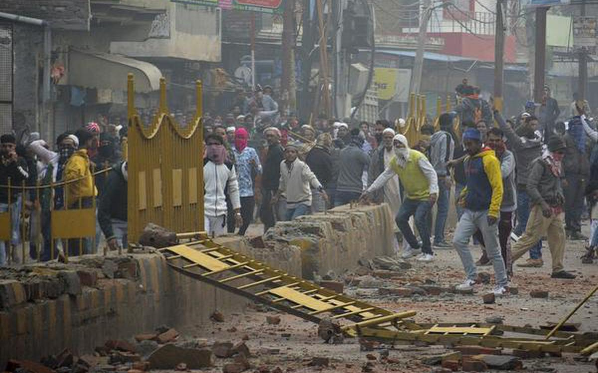 Anti-CAA protests: Death toll in Meerut violence rises to five - The Hindu