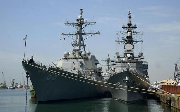 Australia's participation in Malabar Exercise still under discussion, says U.S. official