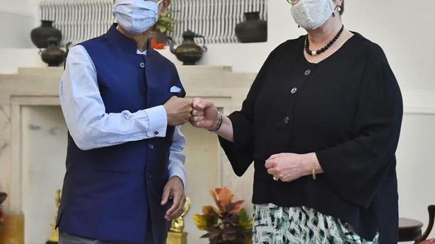 India, Australia 2+2 talks   'Afghan soil must not be used for terror'